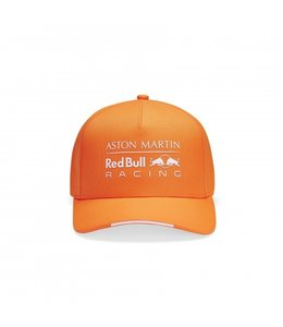 "Red Bull Racing 2020 ""Orange"" Classic Cap voor kinderen."