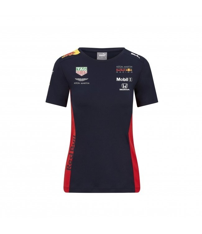 Red Bull Racing Team T Shirt Women - Collection 2020