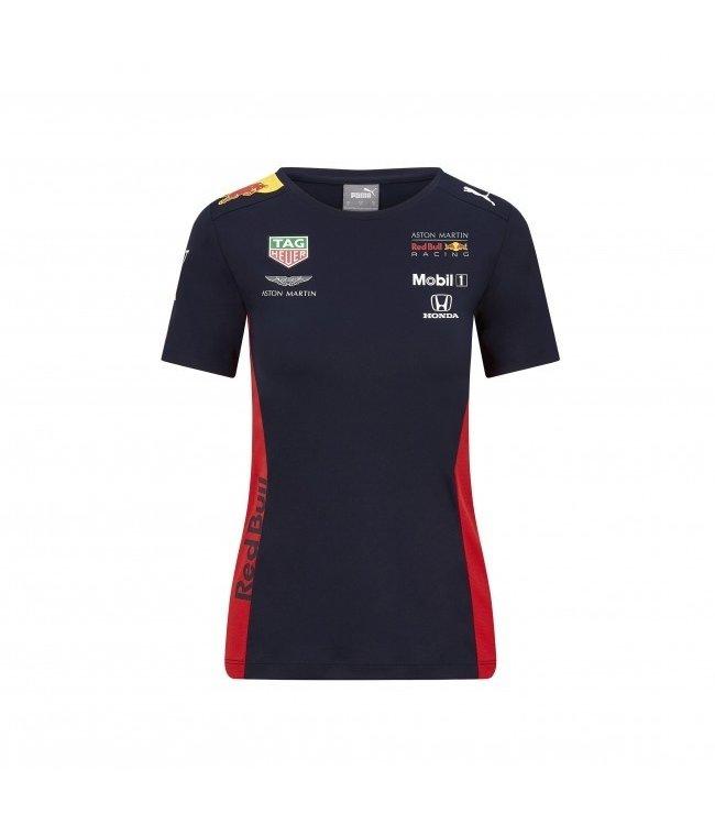 Red Bull Racing 2020 Team T Shirt Dames