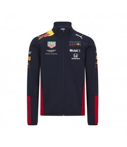 Red Bull Racing 2020 Team Softshell Kids