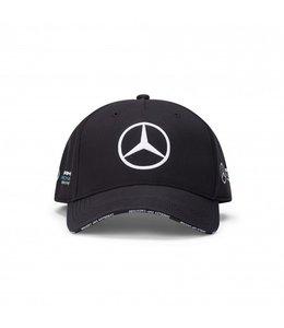 Mercedes AMG Petronas AMG F1 2020 Team Baseball Cap Black Adult