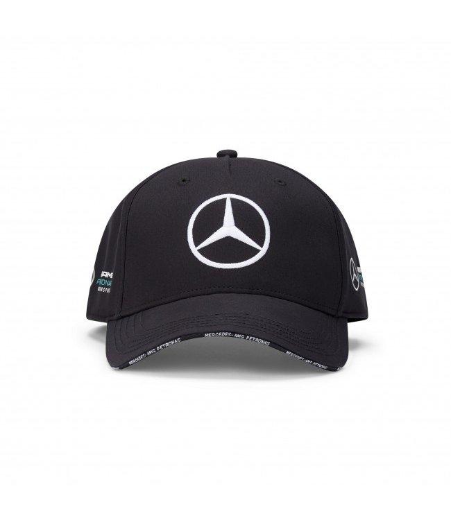 Mercedes AMG Petronas AMG F1 Team Baseball Cap Black Adult  Collection 2020