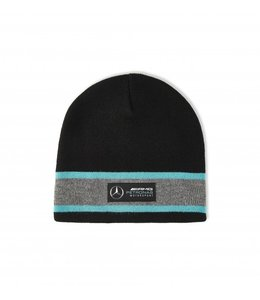 Mercedes AMG Petronas AMG F1 2020 Team Beanie Black Adult