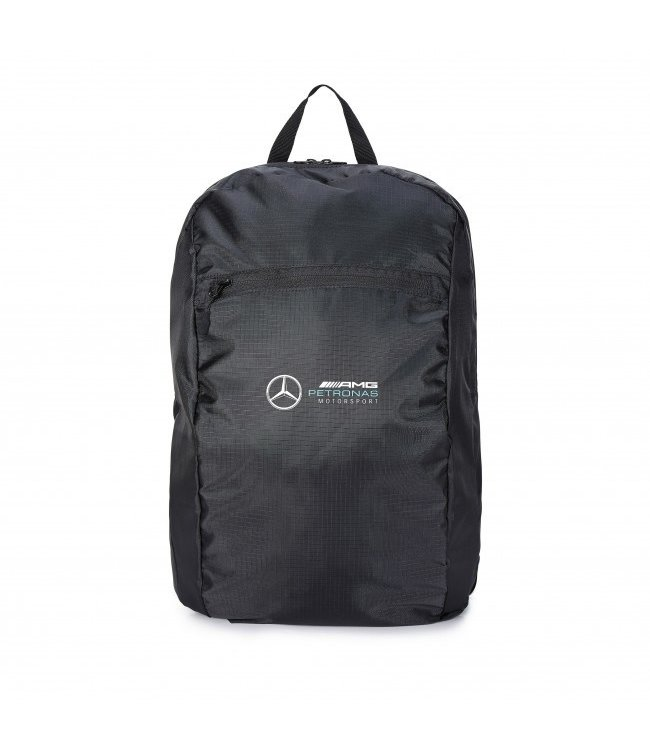 Mercedes AMG Petronas F1 Team Packable Back Pack - Collection 2020