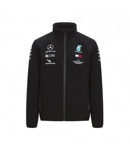 Mercedes AMG Petronas AMG F1 2020 Team Softshell Adult