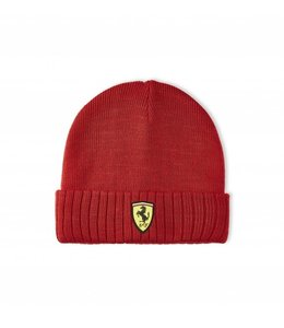 Ferrari F1 2020 Team Beanie Red Adult
