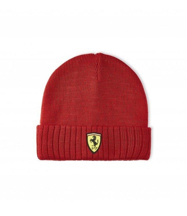 Ferrari F1 Team Beanie Red Adult  Collection 2020