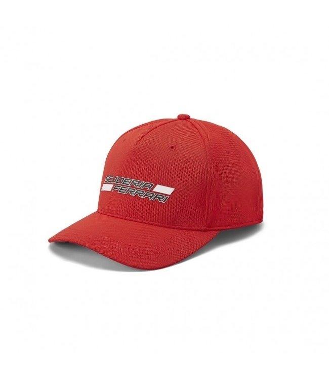 Ferrari F1 Team Scuderia Logo Cap Red Adult Collectie 2020