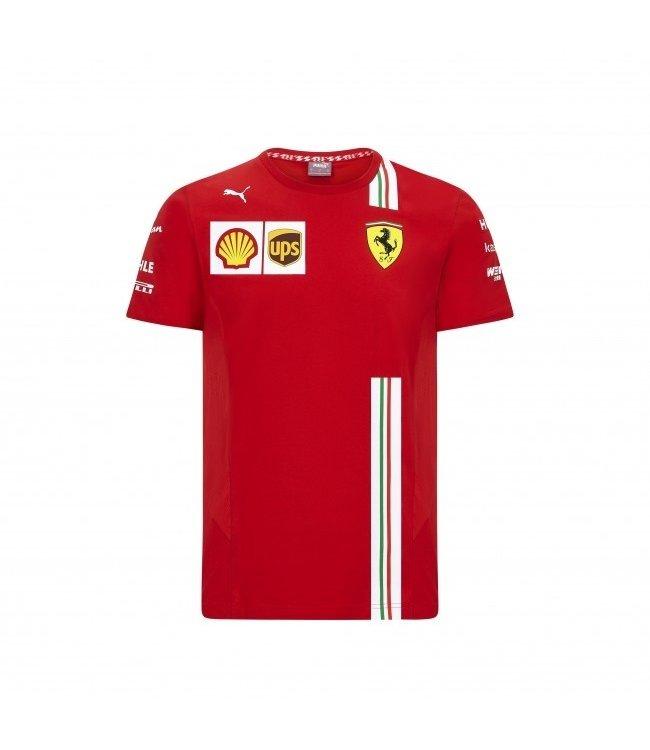 Ferrari F1 Team T-Shirt Adult Collectie 2020