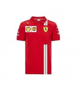 Ferrari F1 2021 Team Polo Adult