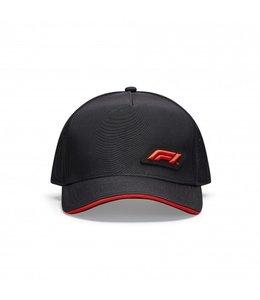 F1 Formula 1 Tech Baseball Cap Adult