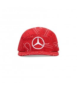 Mercedes AMG Petronas AMG F1 2020 Lewis Hamilton Silverstone Special Edition Cap Red Adult