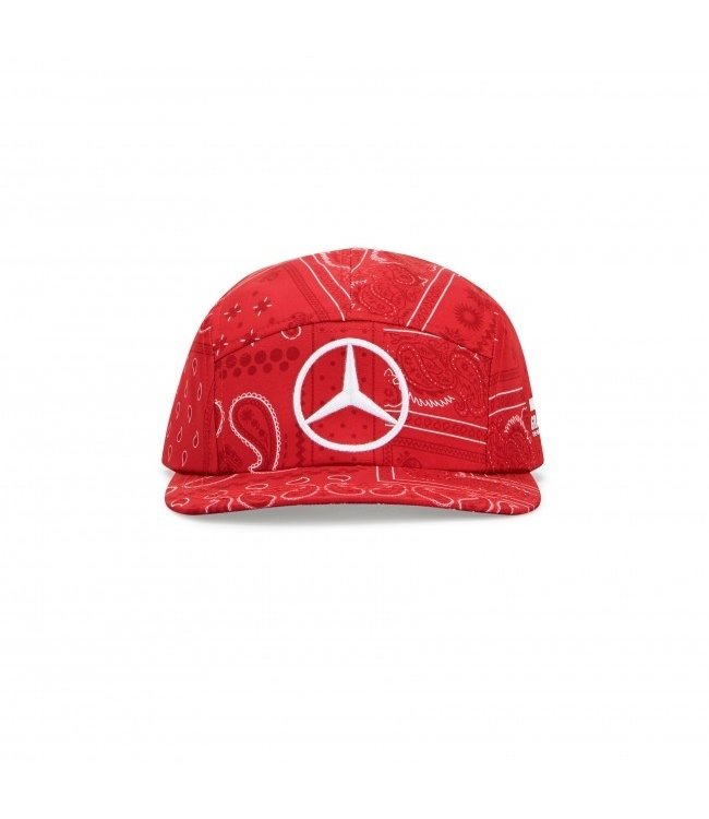 Mercedes AMG Petronas F1 2020 Lewis Hamilton Silverstone Special Edition Cap Red Adult Collection 2020
