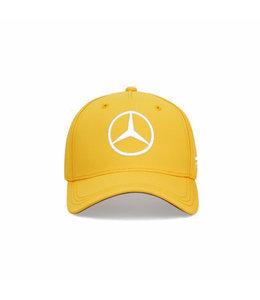 Mercedes AMG Petronas F1 2020 Lewis Hamilton GP Abu Dhabi Special Edition Cap Adult