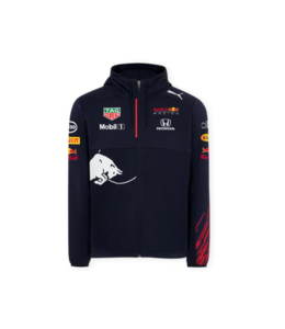 Red Bull Racing 2021 Team Hooded Sweat Jacket Kids