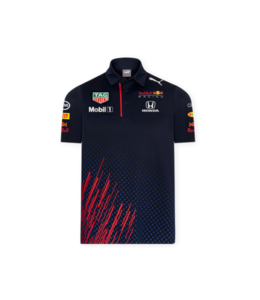 Red Bull Racing 2021 Team Polo Shirt Kids