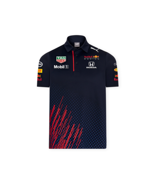 Red Bull Racing Team Polo Kinderen Collectie 2021