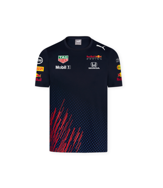Red Bull Racing Team T Shirt Kids - Collection 2021