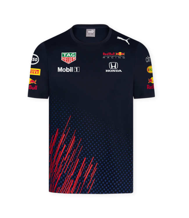 Red Bull Racing Team T Shirt Men - Collection 2021