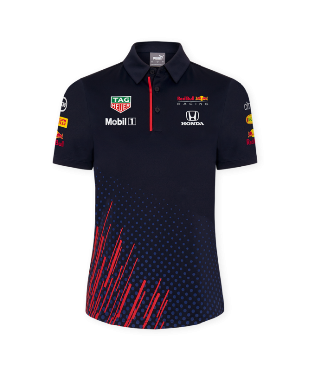 Red Bull Racing Team Polo Woman - Collection 2021