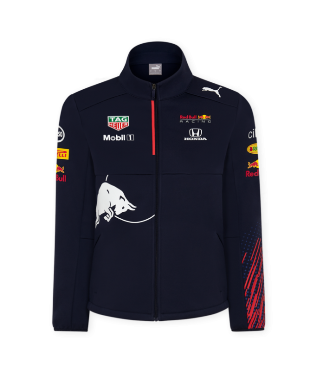 Red Bull Racing Team Softshell Woman - Collection 2021