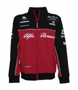 Alfa Romeo Formula 1 2021 Adult Team Softshell Jacket