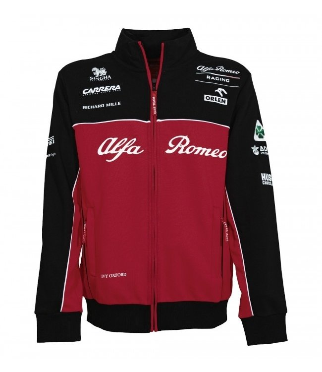 Alfa Romeo Formula 1 2021 Adult Team Softshell Jacket