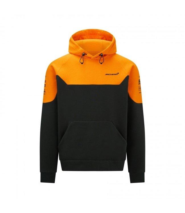 McLaren Team Hooded Sweat Jacket Men - Collection 2021