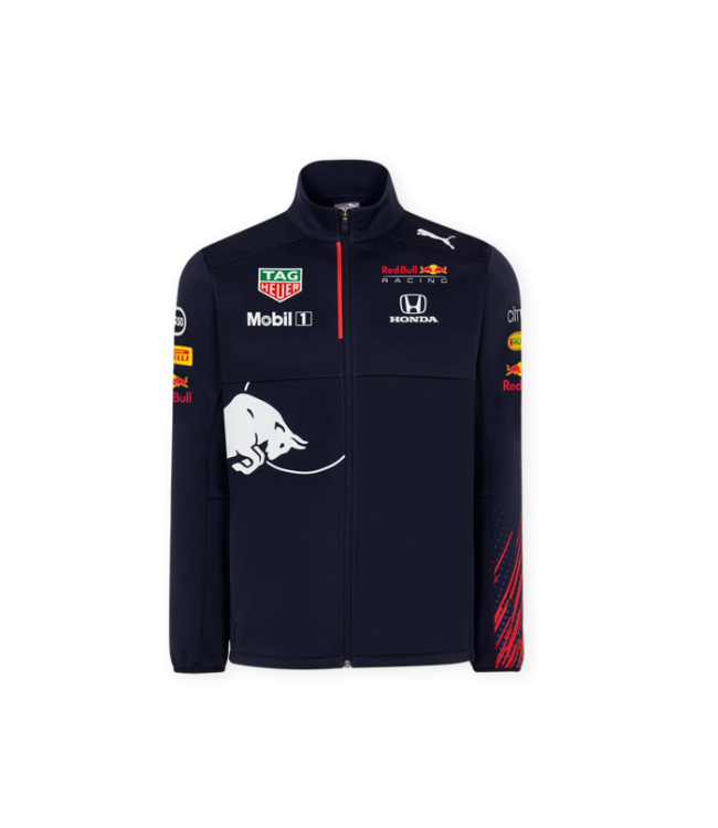 Red Bull Racing Team Softshell Kids - Collection 2021