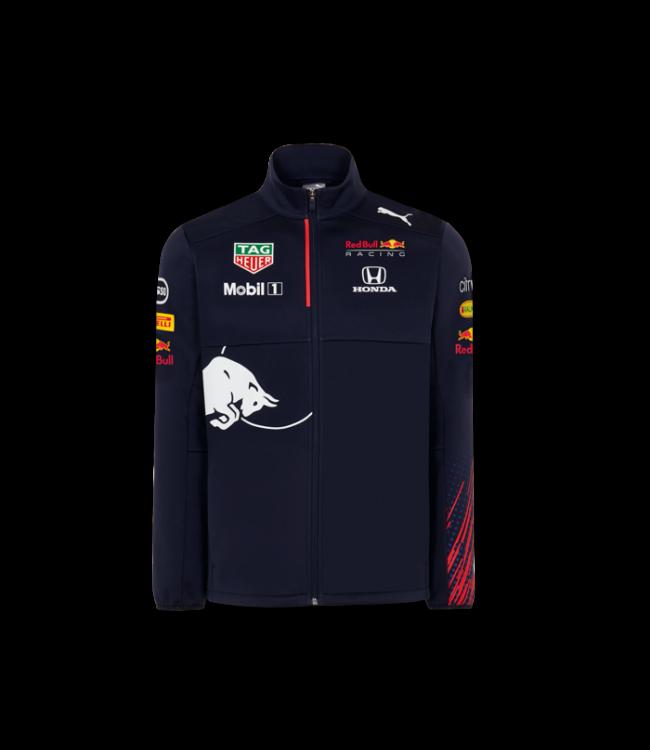 Red Bull Racing Team Softshell Kinderen Collectie 2021