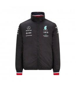 Mercedes AMG Petronas F1 2021 Team Padded Jacket Adult