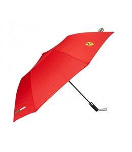 Ferrari F1 2021 Team Compact Umbrella Red Adult