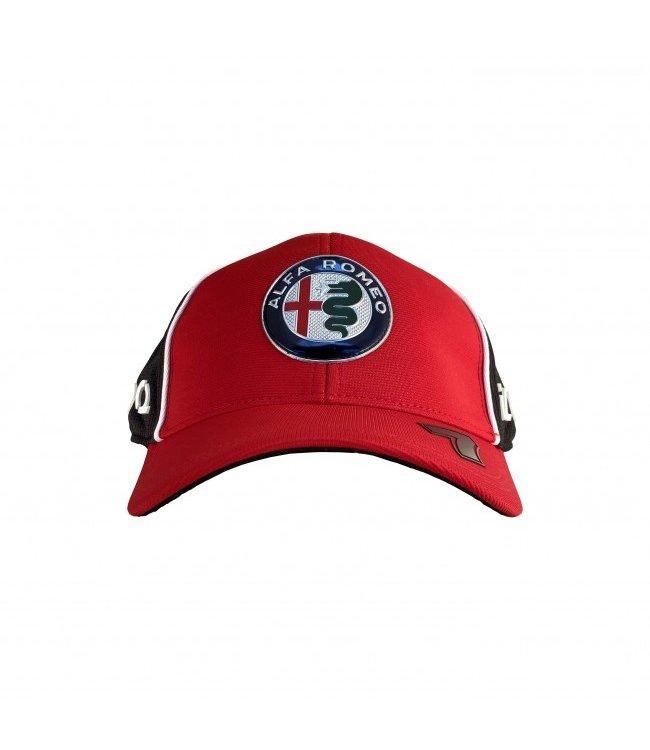 Alfa Romeo Formula 1 Kimi Raikkonen Baseball Cap Kids - Collection 2021