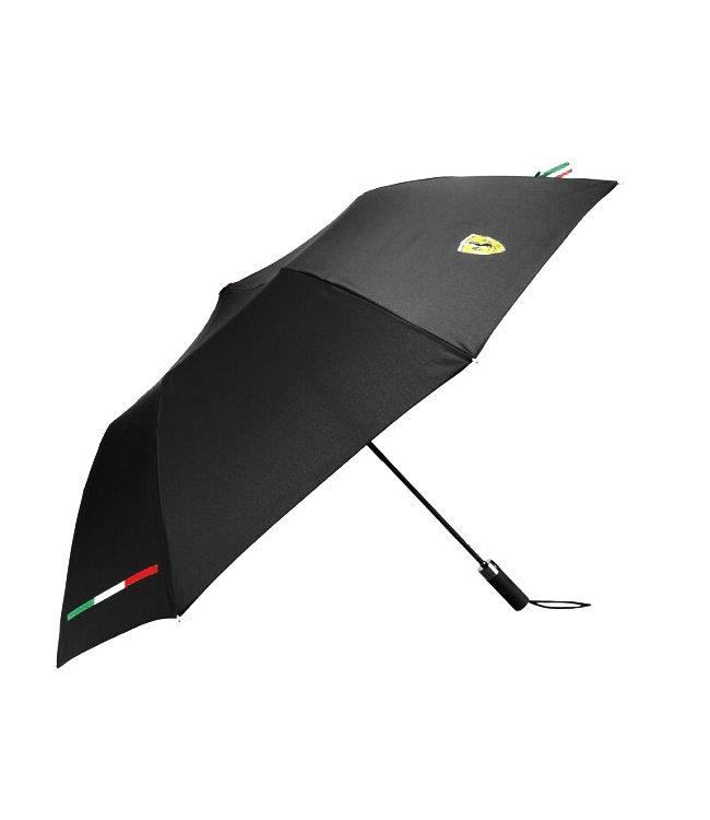 Ferrari F1 2021 Team Compact Umbrella Black Adult - Collection 2021