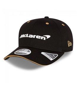 "McLaren Mercedes F1 2021 Adult Team Baseball Cap ""Monaco"" Edition Black"