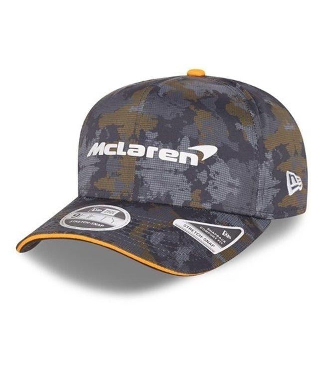"McLaren Mercedes F1 2021 Adult Team Baseball Cap ""World Tour"" Edition - Collection 2021"