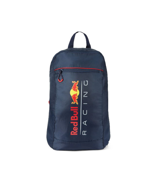 Red Bull Racing Fan Gear Fold Away Backpack - Collection 2021