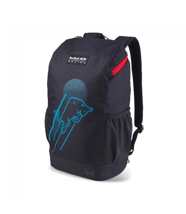 Red Bull Racing Team Gear Game On Backpack - Collection 2021