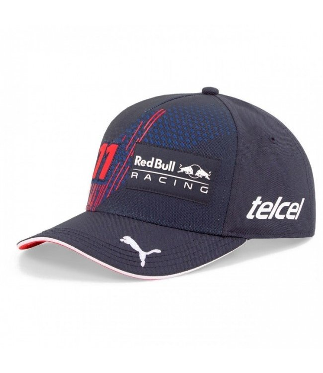 """Red Bull Racing Driver Baseball Cap """"Sergio Perez 11"""" Adult - Collection 2021"""