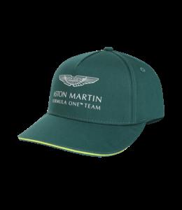 Aston Martin Cognizant F1 Team 2021 Adult Team Baseball Cap Green
