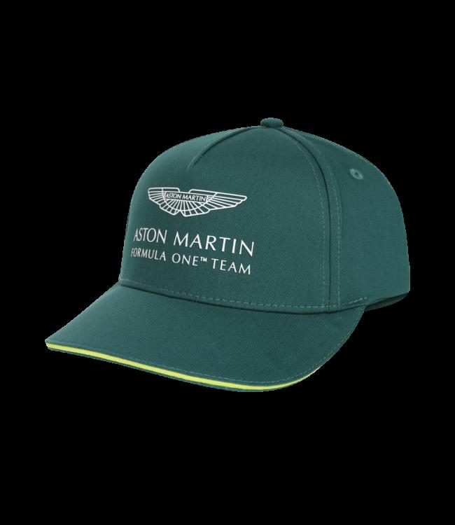 Aston Martin Cognizant F1 Team Adult Baseball Cap Green - Collection 2021