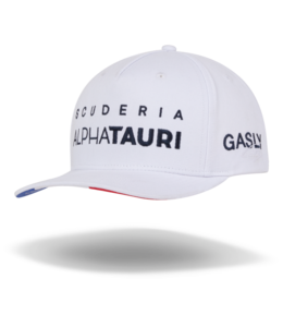 Alpha Tauri F1 Team 2021 Pierre Gasly #10 Snapback Driver Cap Adult