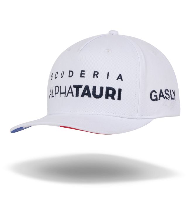 Alpha Tauri Pierre Gasly #10 Snapback Driver Cap Adult - Collection 2021