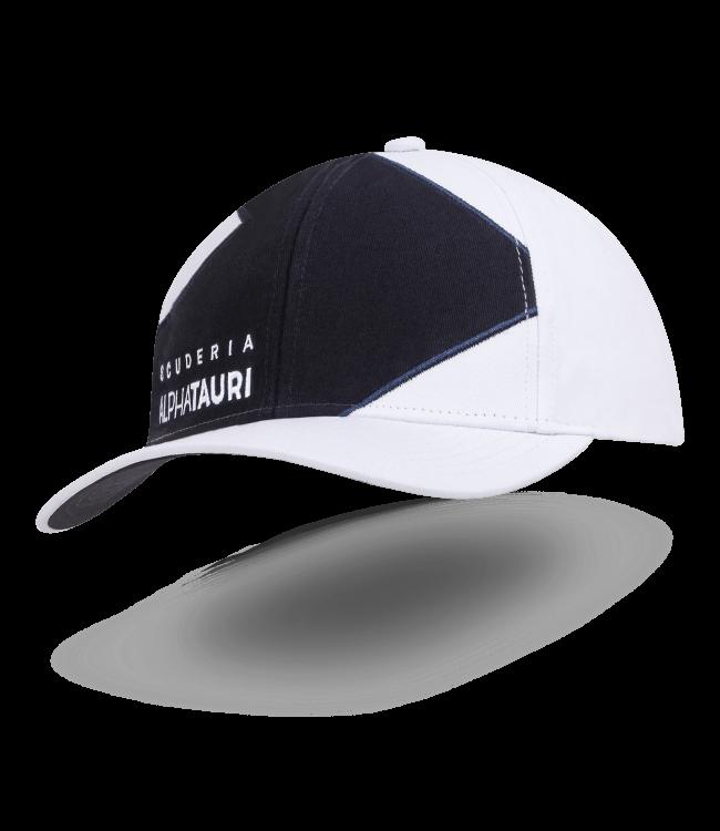 Alpha Tauri Team Line Snapback Baseball Cap Adult - Collection 2021