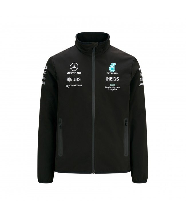 Mercedes AMG Petronas F1 Team Softshell Adult - Collection 2021