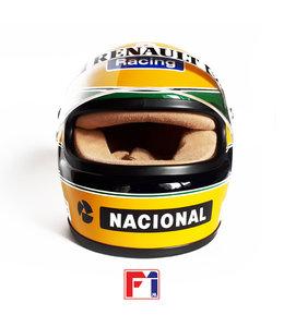 Ayrton Senna Rothmans Williams Renault Helmet 1994