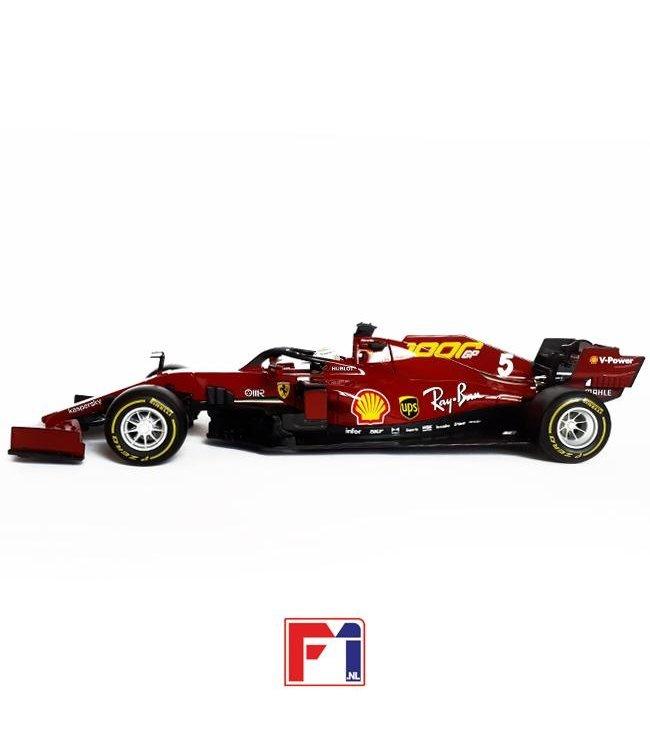 Ferrari F1 SF1000 Vettel Tuscan GP 2020