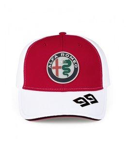 Alfa Romeo Formula 1 2021 Adult Antonio Giovinazzi Driver Baseball Cap