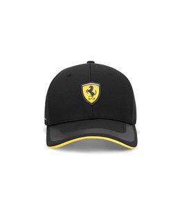 Ferrari F1 2021 Team Scuderia Ferrari Tech Cap Black Adult