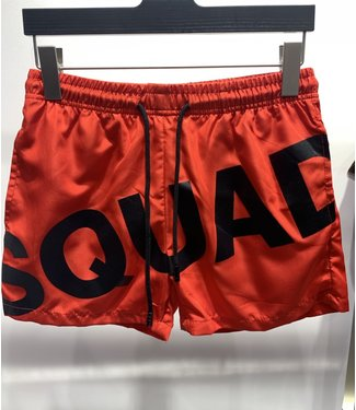 SWIMSHORTS SQUAD - RED